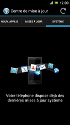Sony Xperia J - Logiciels - Installation de mises à jour - Étape 8