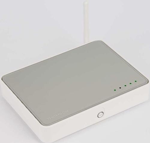 Broadband blinkt internet digital thomson SG ::