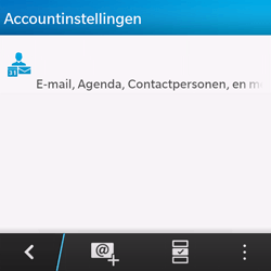 BlackBerry Q10 - E-mail - e-mail instellen: POP3 - Stap 17