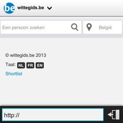 BlackBerry Q10 - Internet - internetten - Stap 12