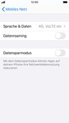 Apple iPhone SE - iOS 13 - Netzwerk - Netzwerkeinstellungen ändern - Schritt 5