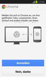 Samsung Galaxy Trend Lite - Internet und Datenroaming - Verwenden des Internets - Schritt 5