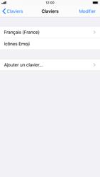 Apple iPhone 7 - iOS 13 - Prise en main - Comment ajouter une langue de clavier - Étape 6