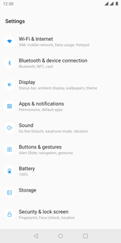 OnePlus 5T - Internet - Manual configuration - Step 5