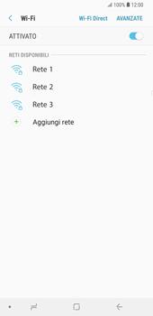 Samsung Galaxy S9 Plus - WiFi - Configurazione WiFi - Fase 7