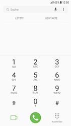 Samsung Galaxy S6 (G920F) - Android Nougat - Anrufe - Rufumleitungen setzen und löschen - Schritt 4