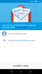 Huawei P10 - Android Oreo - E-mail - Configuration manuelle (gmail) - Étape 12