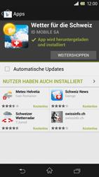 Sony Xperia Z - Apps - Installieren von Apps - Schritt 16