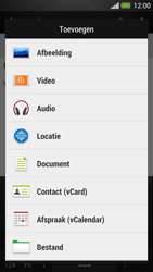 HTC One - e-mail - hoe te versturen - stap 11