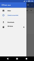 Sony Xperia XZ1 Compact - E-Mail - E-Mail versenden - 13 / 18
