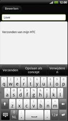 HTC Z715e Sensation XE - E-mail - e-mail versturen - Stap 6