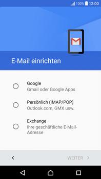 Sony F3211 Xperia XA Ultra - E-Mail - Konto einrichten (gmail) - Schritt 8