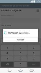 LG G3 - E-mail - configuration manuelle - Étape 15