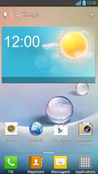 LG Optimus F5 - Photos, vidéos, musique - Créer une vidéo - Étape 1