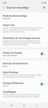 Samsung Galaxy A51 - Sécuriser votre mobile - Activer le code de verrouillage - Étape 13