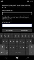 Microsoft Lumia 550 - E-mail - Handmatig instellen - Stap 16