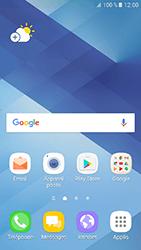 Samsung Galaxy A3 (2017) (A320) - Contact, Appels, SMS/MMS - Envoyer un SMS - Étape 1