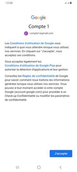 Samsung Galaxy A42 5G - E-mails - Ajouter ou modifier votre compte Gmail - Étape 11
