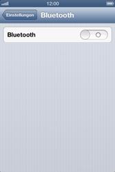 Apple iPhone 4S - Bluetooth - Verbinden von Geräten - Schritt 6