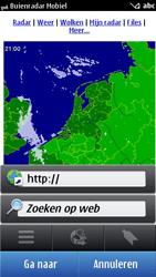 Nokia N8-00 - internet - hoe te internetten - stap 11