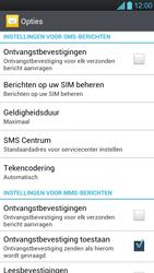 LG P880 Optimus 4X HD - SMS - Handmatig instellen - Stap 4