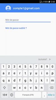 Samsung Galaxy J7 (2017) - E-mail - Configuration manuelle (gmail) - Étape 11