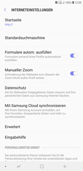 Samsung Galaxy J4+ - Internet - Apn-Einstellungen - 27 / 41