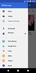 Sony Xperia XZ2 Compact - MMS - Erstellen und senden - 16 / 21
