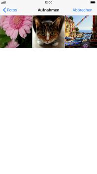 Apple iPhone 8 Plus - iOS 13 - MMS - Erstellen und senden - Schritt 15