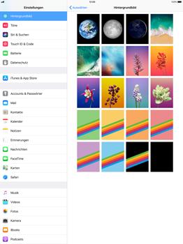 Apple iPad Pro 12.9 inch - iOS 11 - Hintergrund - 8 / 8