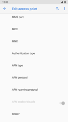 Nokia 8 - Android Pie - MMS - Manual configuration - Step 15