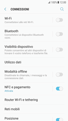 Samsung Galaxy S7 - Android N - Bluetooth - Collegamento dei dispositivi - Fase 5
