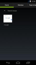Acer Liquid Jade - Internet - Navigation sur Internet - Étape 10