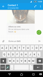 Sony Xperia Z5 Compact - Contact, Appels, SMS/MMS - Envoyer un MMS - Étape 19