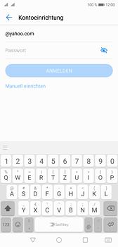 Huawei P20 - E-Mail - Konto einrichten (yahoo) - 5 / 10