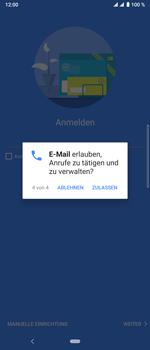 Sony Xperia 10 Plus - E-Mail - Konto einrichten (outlook) - Schritt 13