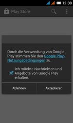Alcatel Pop C3 - Apps - Konto anlegen und einrichten - 0 / 0