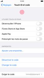 Apple iPhone 7 - iOS 13 - Sécurité - activéz le code PIN de l'appareil - Étape 8