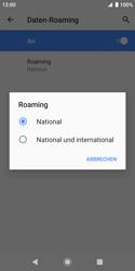 Sony Xperia XZ2 Compact - Android Pie - Ausland - Im Ausland surfen – Datenroaming - Schritt 10
