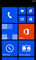 Nokia Lumia 520 - Toestel - Software update - Stap 1
