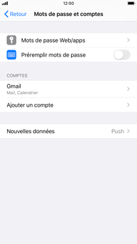 Apple iPhone 6s Plus - iOS 13 - E-mail - 032a. Email wizard - Gmail - Étape 10