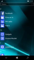 Microsoft Lumia 550 - internet - data uitzetten - stap 3