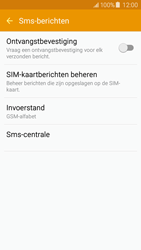 Samsung Galaxy J5 (J500F) - sms - handmatig instellen - stap 10