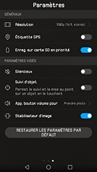 Huawei P10 - Photos, vidéos, musique - Créer une vidéo - Étape 9