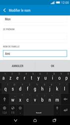 HTC Desire 816 - Contact, Appels, SMS/MMS - Ajouter un contact - Étape 11
