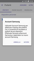 Samsung Galaxy S6 - Internet e roaming dati - Uso di Internet - Fase 9