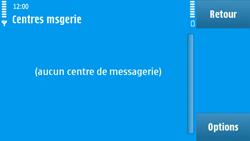 Nokia N97 - SMS - configuration manuelle - Étape 7