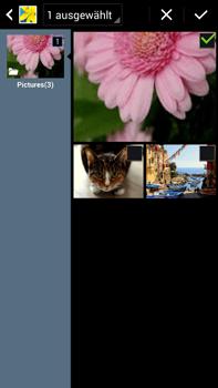 Samsung N9005 Galaxy Note 3 LTE - MMS - Erstellen und senden - Schritt 21