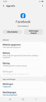Samsung Galaxy A80 - apps - apps afsluiten - stap 6
