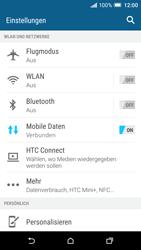 HTC One A9 - Ausland - Im Ausland surfen – Datenroaming - Schritt 6